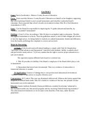Case Brief 2