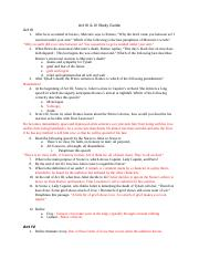 Romeo and Juliet - Act III & IV Study Guide.docx