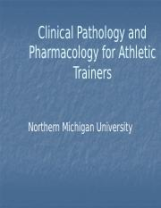 Chapter 1. Clinical Pathology for Athletic Trainers