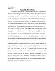 Pathos, Ethos and Logos five page essay help?