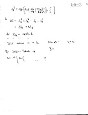 Thermal Physics Solutions CH 3 pg 34