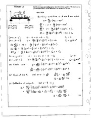 1043_Mechanics Homework Mechanics of Materials Solution