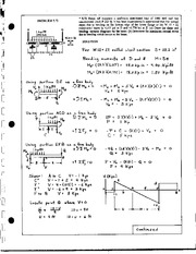 555_Mechanics Homework Mechanics of Materials Solution
