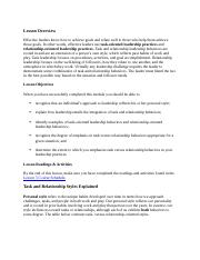 Lesson 5 Attending to tasks and relationships.docx