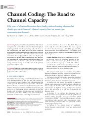 Channel Coding-The Road to Channel Capacity.pdf