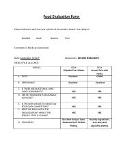 Ala carte evaluation form.docx