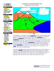 A Summary of the Hydrologic Cycle_ bringing all the pieces together.pdf