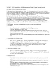 Principles of Supervision 1 (DSST Peterson's Study Guide ...