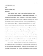 research paper working draft