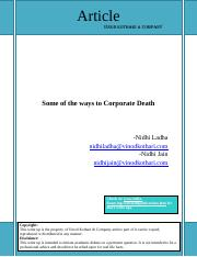 Some of the ways to corporate death-nidhi ladha and nidhi jain--in template.pdf