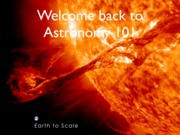 2013 Lecture 20 - The Sun - The Structure of the Sun