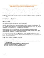 National Patient Safety Goals Assignment(1).docx