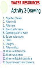 FALLSEM2014-15_CP2849_16-Jul-2014_RM01_WATER-RESOURCES.ppt