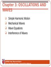 chap3_SHM and WAVES.ppt