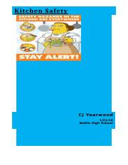 Kitchen Safety Brochure-Homework New.docx