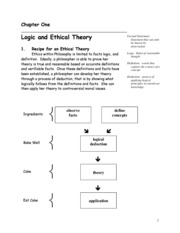 EthicalTheory