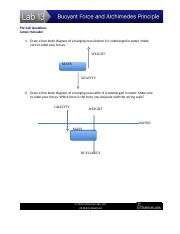 James Hunsaker_Buoyant force and Archimedes Principle_pre-lab quiz (1).doc