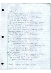 The Adventures of Huckleberry Finn Chapter 7-9 Notes