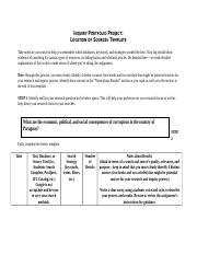 Inquiry Portfolio Project Location of Sources Template Log (1).docx