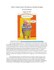 Week 2 Popular Culture's Perceptions of Sexuality and Aging.docx