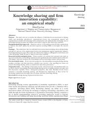 Knowledgs sharing and firm inniovation HRM.pdf