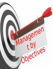 Management-By-Objectives-Demo