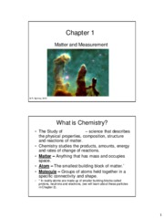 Chem121-Chapter-1_Beekman_SH