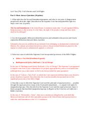 4.4.3 Test (TS)- Civil Liberties and Civil Rights .docx