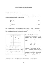 Statistical and Solid Physics Notes 3_2
