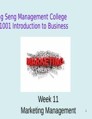 Week_11_Marketing_Management
