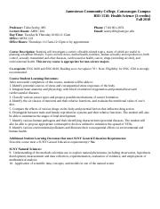 BIO 1510 Fall 2018 Syllabus.docx