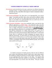 STEREOCHEMISTRY HOPEFULLY MADE SIMPLER.pdf