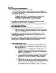 MKT 313 Ch. 19 Study Guide