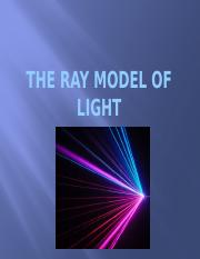 02 The Ray Model of Light (1).pptx
