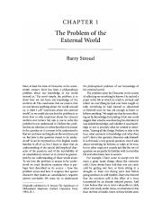 02.Problem of the External World Barry Stroud.pdf