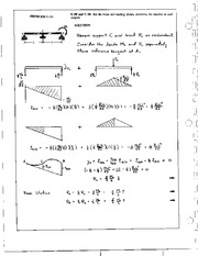 1165_Mechanics Homework Mechanics of Materials Solution