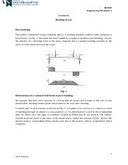 6. Lecture 6 Tutorial and further reading (Bending stress).docx
