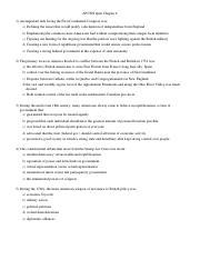 Apush long essay rubric 2016