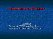 W5-b-arguments by example