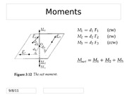 Biomech-Matrices+Vectors+Moments-Lecture 19