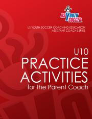 USYouthSoccer_U10_Practice_Activities