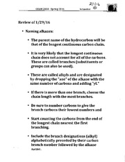 Class notes 2-1-16