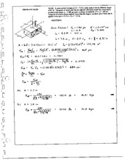1299_Mechanics Homework Mechanics of Materials Solution