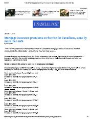 Week 3 - Financial Post Mortgage insurance.pdf