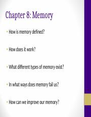 Chapter 8_Memory_Spring 2018.ppt