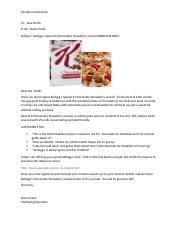Cereal Email Sample (1).docx