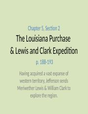 5_2 The Louisiana Purchase.pptx