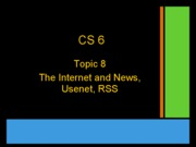 08_News_and_the_Internet_RSS_USEnet