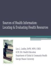 Chapter 9 Sources of Health Information 2017 short(1).pptx
