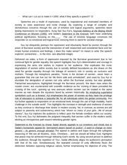 SparkNotes: Julius Caesar: Study Questions & Essay Topics